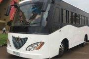 L'Ouganda présente le premier bus solaire africain