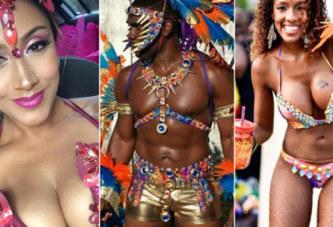 21 photos pour célébrer la fin de la saison des Carnavals