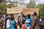 TOXICOMANIE A OUAGADOUGOU :Des manifestants remontés contre les dealers et consommateurs de drogue 7 élèves arrêtés