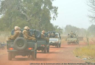 Etat-Major Général Des Armées: Les opérations de sécurisation de la ville de Ouagadougou se poursuivent