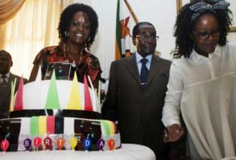 Ces festins d'anniversaire qui énervent l'Occident mais amusent le président zimbabwéen Mugabe
