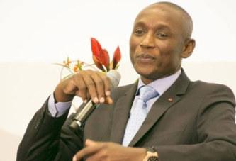 Jean-Baptiste Natama  nommé vice-président du Conseil d'administration de l'Alliance mondiale des petites et moyennes entreprises de l' Afrique