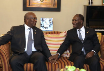 Côte d'Ivoire – Burkina : condamnés à s'entendre malgré les mandats d'arrêt
