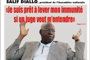 « Je suis prêt à lever mon immunité si un juge veut m'entendre », SALIF DIALLO, président de l'Assemblée Nationale