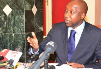 Rencontre Premier ministre et syndicats : « A 7 heures, tout le monde doit être au travail », Paul Kaba Thiéba