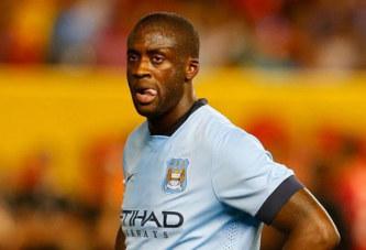 Côte d'Ivoire : Yaya Touré et Manchester City, c'est fini