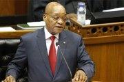 Afrique du sud : sale temps pour Jacob Zuma