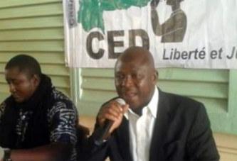 Situation nationale: le CED invite le président Kaboré à «prendre ses responsabilités»