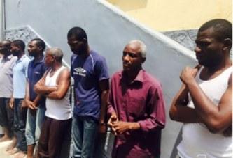 Côte d'Ivoire: Un redoutable gang qui opérait à moto démantelé par la police