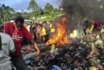 Malawi: Sept personnes soupçonnées de sorcellerie brûlées vives