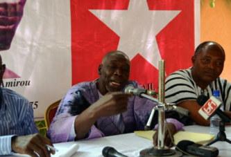 Burkina: Soumane Touré exige le retour de Blaise Compaoré