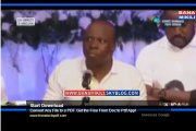 Hommage à Papa Wemba :Le discours d'A'salfo qui dérange !