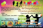 La grande fête pour enfants à Ouagadougou