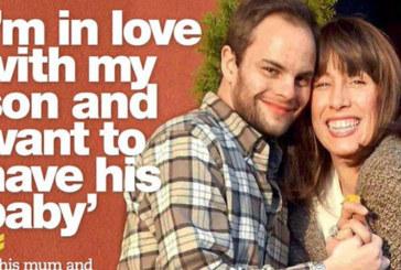 Une mère et son fils veulent se marier et avoir un enfant
