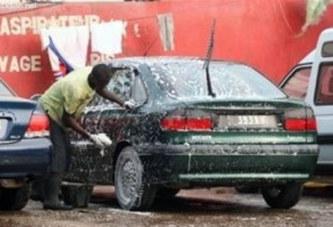 JARDIN 2 000 DE OUAGADOUGOU : un laveur soutire la somme de 10 millions dans un véhicule