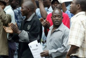 Zimbabwe: Vaste manifestation à Harare contre le régime de Mugabe