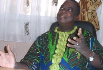 Mélégué Maurice Traoré: « Personne n'a vu venir la chute du régime Compaoré »