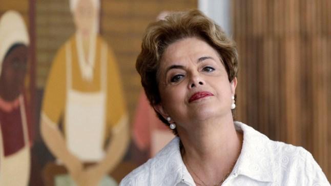 Dilma Rousseff, évincée du pouvoir par le Parlement brésilien il y a plus d'une semaine, © Ueslei MarcelinoSource: Reuters