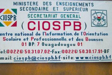 Affaire bourses hors Afrique annulées : La Directrice générale du CIOSPB s'explique