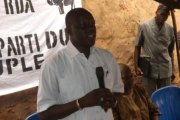 ELECTIONS MUNICIPALES DU 22 MAI « Ce sont les tonneaux vides qui font trop de bruit », Gilbert Noël Ouédraogo