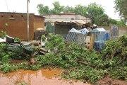 Fada N'gourma : de nombreux dégâts humains et matériels après le passage d'un orage