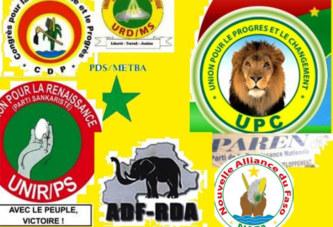Alliances politiques au Faso  Bienvenue au gomboïstan
