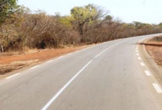 Réseau routier: bientôt le bitumage de cinq grands axes