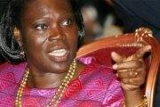 Simone Gbagbo n'ira pas à la CPI, confirme le gouvernement