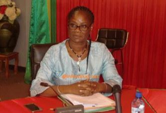 Point de presse du gouvernement : La Ministre en charge des finances s'explique