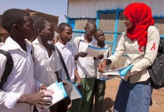 VIH/SIDA : Cinq villes du Burkina affichent des taux de prévalence supérieurs à la moyenne nationale