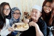 Singapour: A 100 ans, il jeûne encore le Ramadan