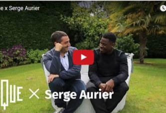 Football : Serge Aurier revient sur ses récents déboires dans une interview