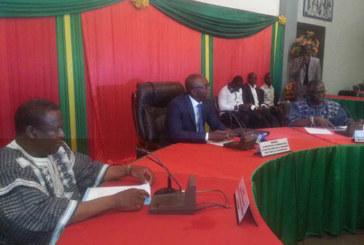 Point de presse du gouvernement : 29,41% comme taux d'admission national au BEPC