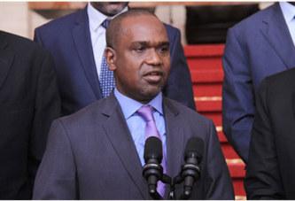 Mandat Guillaume Soro : « Le règlement diplomatique ne peut pas remplacer la procédure judiciaire », Alpha Barry