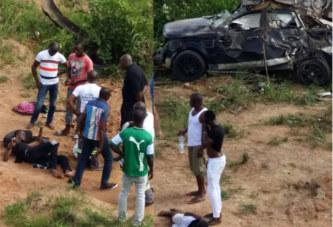 Côte d'Ivoire: Debordo victime d'un grave accident de la circulation