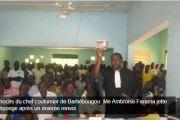 Procès du chef coutumier de Bartiébougou: Me Ambroise Farama jette l'éponge après un énième renvoi