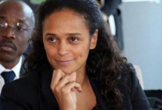 Angola: Dos Santos nomme sa fille à la tête de la société pétrolière d' Etat