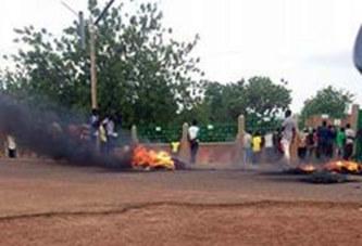 Violents affrontements autour de la mise en place du Conseil Municipal de Kantchari