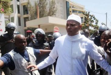 """Abdou Mbow: """"Karim ne peut pas être candidat à la présidentielle…"""""""