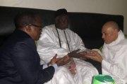Sénégal: Libéré Vendredi, Karim Wade fait sa première déclaration et remercie vivement l'Émir du Qatar
