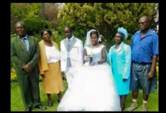 Il assiste au mariage de sa fille en culotte… les raisons
