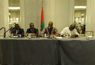 Burkina : « Nous allons nous assumer» (Roch Kaboré aux Burkinabè de New York)