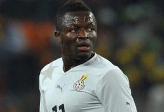 Ghana : Black Stars, Sulley Muntari demande pardon à la Fédération pour son «péché»