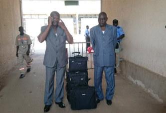 Achille Tapsoba et Zambendé Sawadogo interdits de voyager: « Ce n'est pas digne dans un Etat de droit »