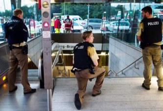 Fusillade en Allemagne: «au moins six morts» et trois tireurs présumés en fuite