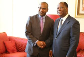 Abidjan- ce que Alpha Barry vient faire pour la 3e  fois