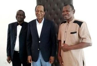 Maintenant ils ont rencontré Blaise Compaoré et après !