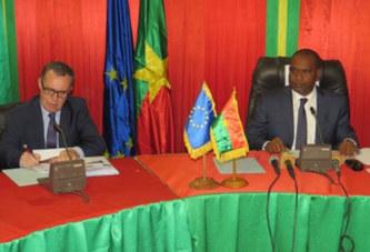 «Le Brexit n'aura pas de conséquence sur les engagements de l'UE avec le Burkina», Jean Lamy, Ambassadeur de l'UE au Burkina