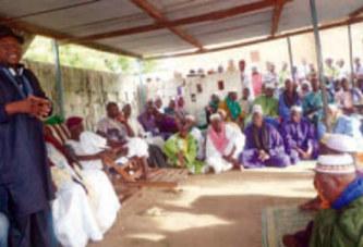Crise politique à Barani : Même devant Salif…