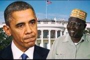 USA: Malick Obama attaque violemment son demi-frère Barack Obama